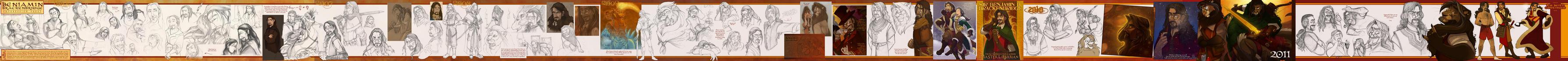Ben Progression Sheet 06-11 by Altalamatox