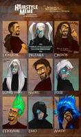 Hairstyle Meme by PookaDoodle