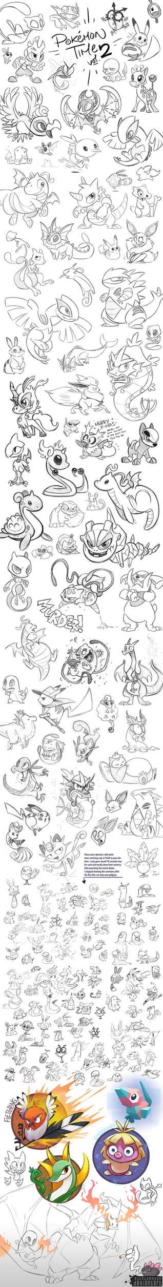Pokemon Time 2