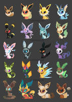 Eeveelution