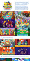 Pokemon Playhouse by PookaDoodle