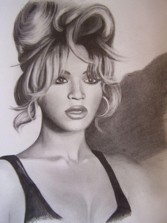 Beyonce by poorlittlemija