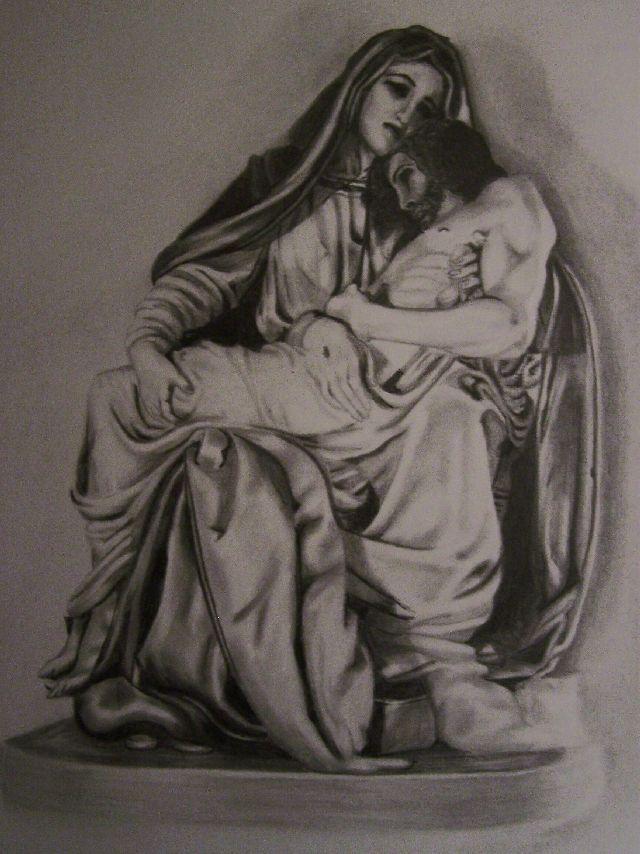 Pieta by poorlittlemija