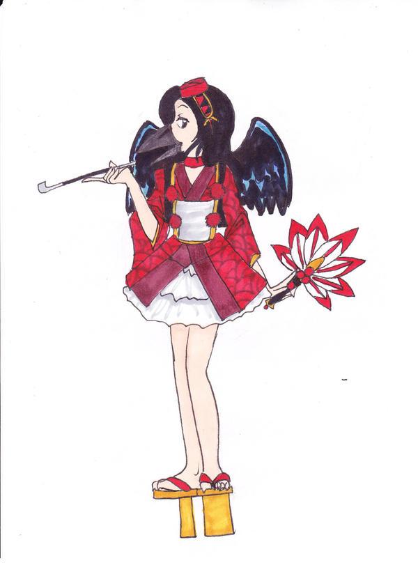 Tengu Lolita by Torenchiko-to