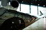 Gulfstream IV by disasterdesigner