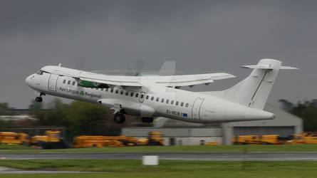 Murky Takeoff