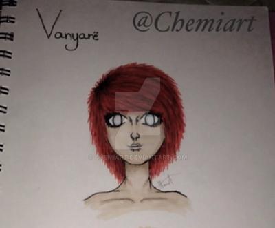 Vanyare by chemiart