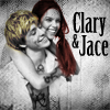 Clary and Jace icon by ReachForTheStarfish