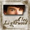 Alec Lightwood icon by ReachForTheStarfish