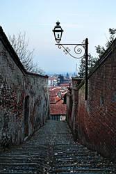 Saluzzo Alley