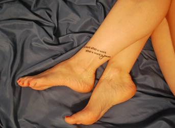 Words Tattoo