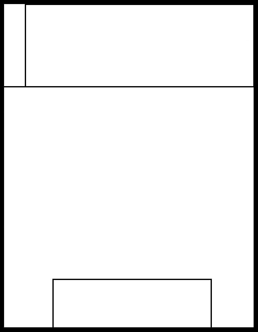 Manga Page Template Choice Image - Template Design Ideas