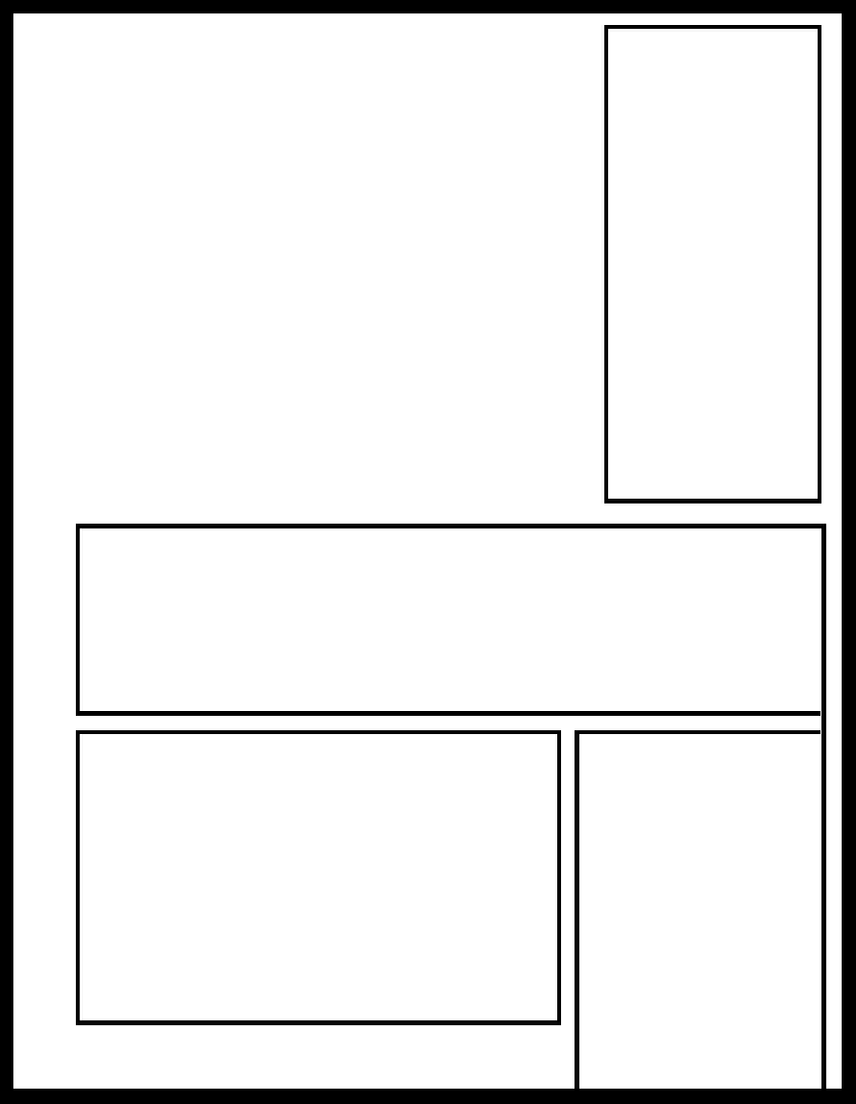 Template page layouts on manga apps deviantart comic templates 126 4 smt 5 by comic templates pronofoot35fo Images