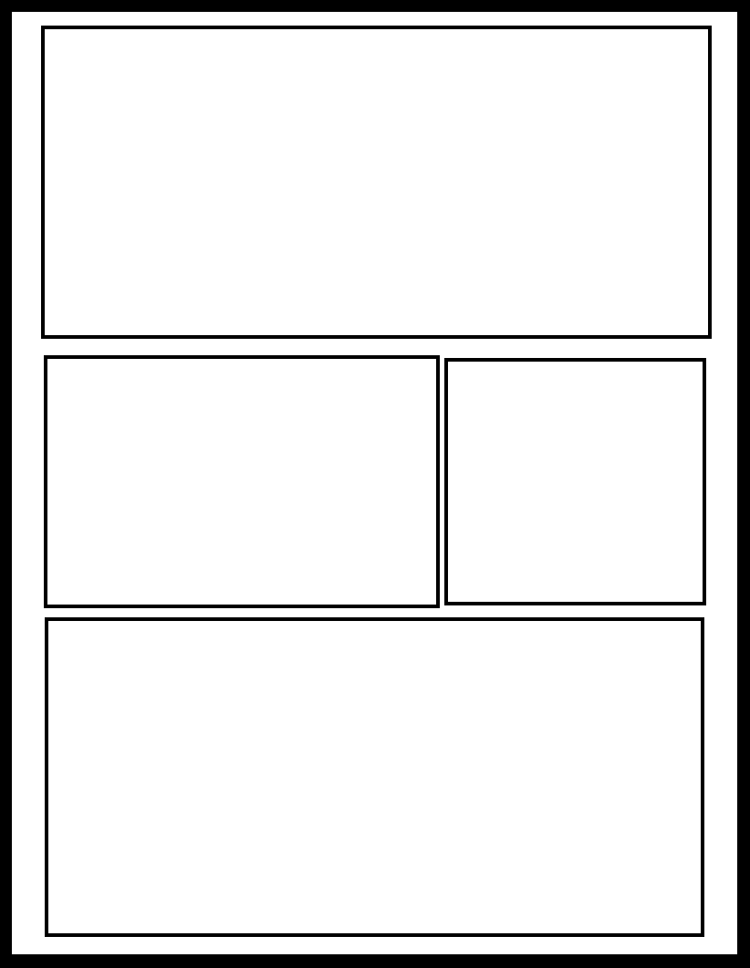 Manga template simple pages favourites by kurarukisoldier on comic templates 123 8 smt 26 by comic templates pronofoot35fo Images