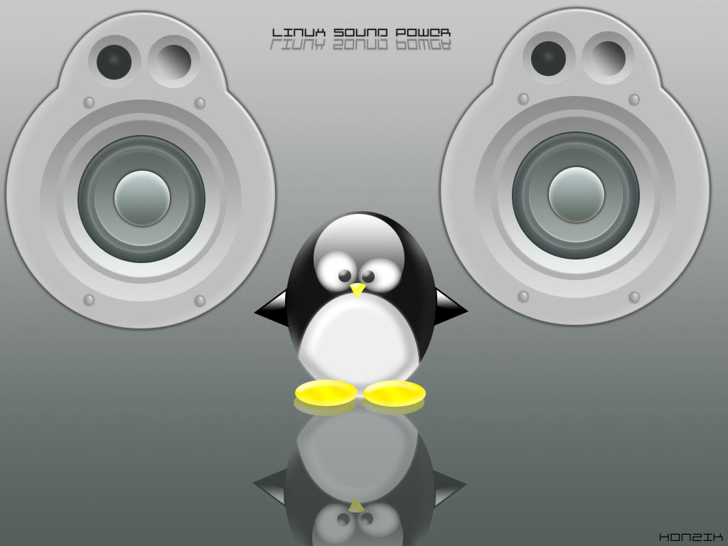 Linux sound power by honzik833