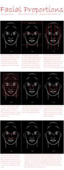 Proportion Tutorial by Gweyeni