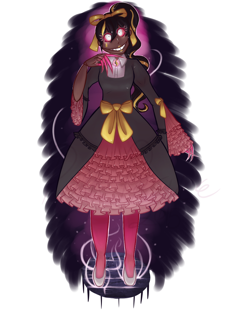 Mega Banette gijinka by StarryIsHere on DeviantArt