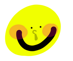 So I made this emoji a long time agp