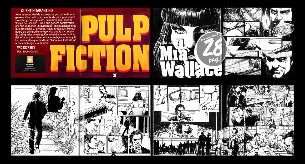 Pulp Fiction A