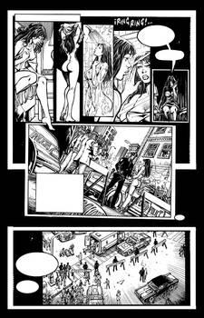 Macall Comic-Page