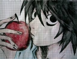 L Death Note by ScarPandita2345678