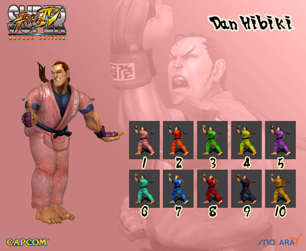 Dan Hibiki takes the XNA World by storm! by iheartibuki