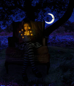 Alice and the lost fireflies