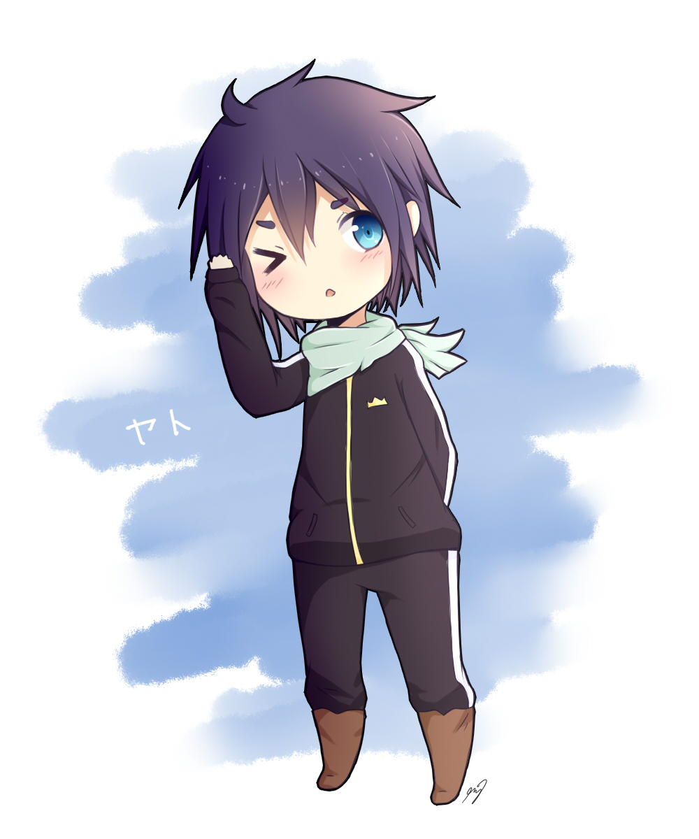 Anime Characters Images : Noragami anime characters imgkid the image kid