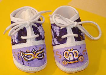 Baby Sneaker Customized by sheratosh