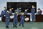 Military Discipline School