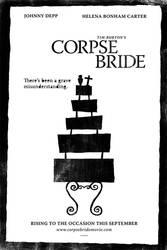 My Corpse Bride by Guyom