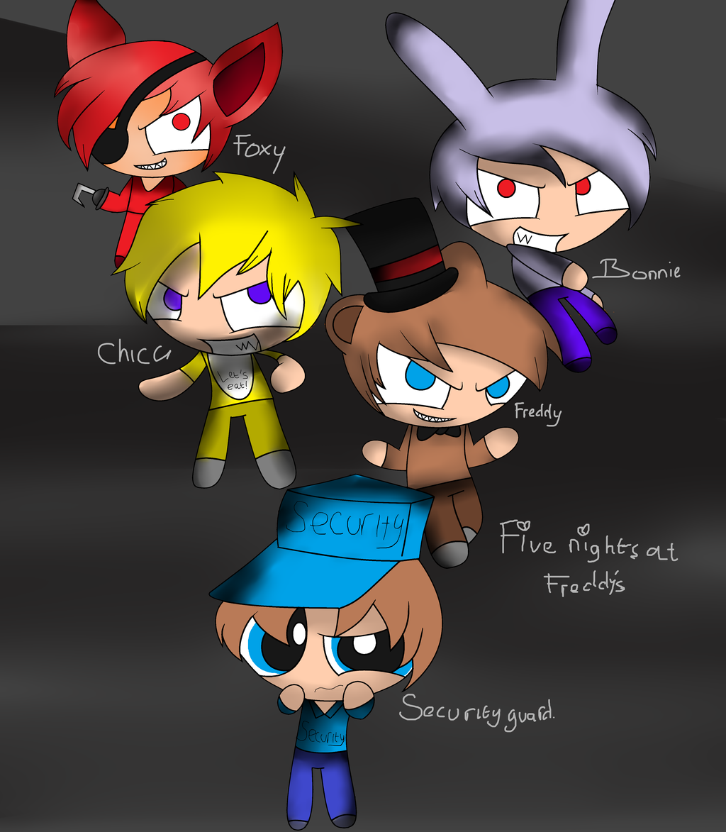 My Puffed Self As Toy Chica: Five Nights At Freddys By Mitcha2004 On DeviantArt