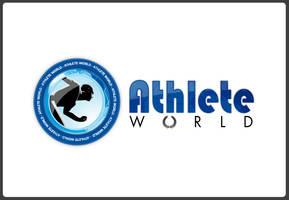 Brand - Logo: Athlete World by lKaos
