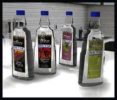 Vinegar - Vinagre Betis 3D by lKaos