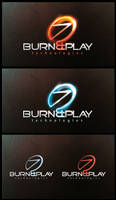 Logo Burn and Play