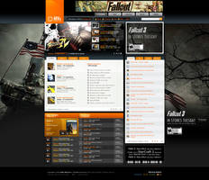 Mediavida Web Design by lKaos