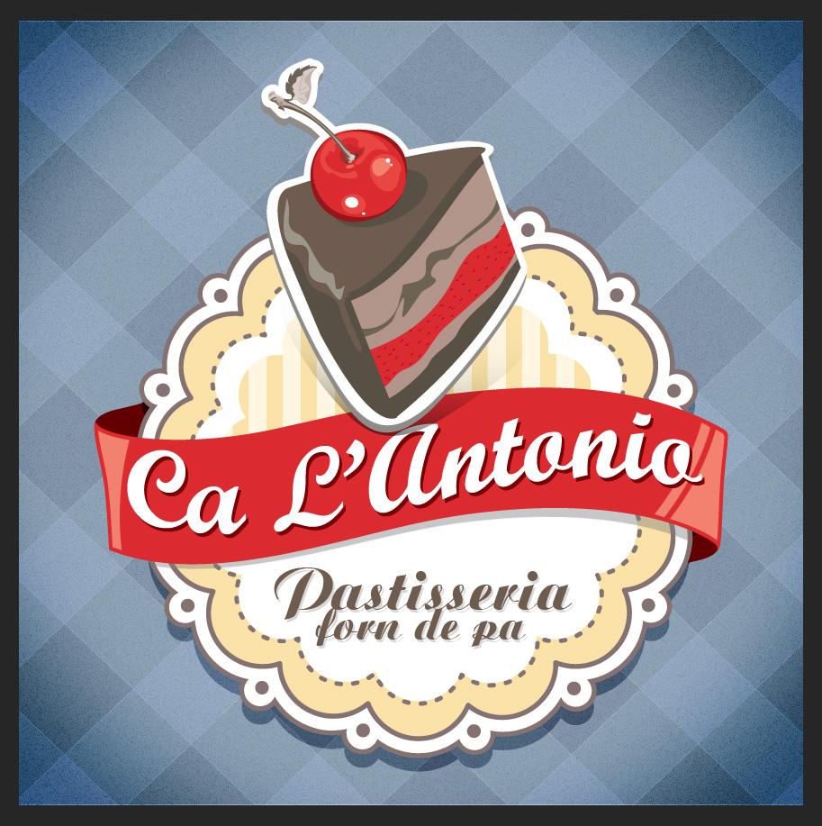 Logotipo Pasteleria Horno by lKaos on DeviantArt