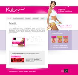 Kalory Web Design