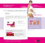Kalory Web Design