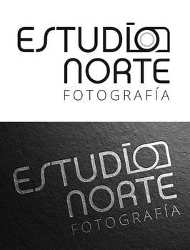 Logo Design Estudio Norte Photography