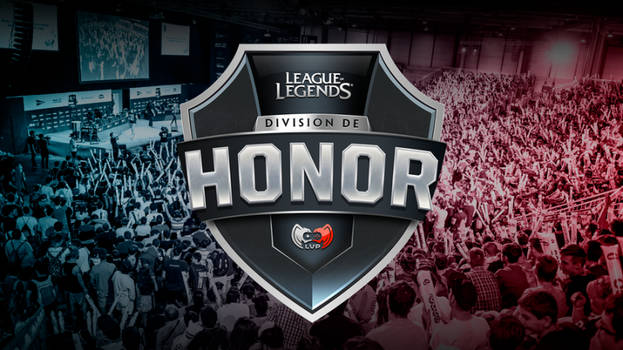 Logo Design - Division De Honor (LVP)