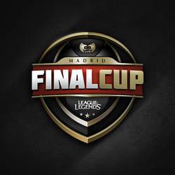 Final Cup LVP Shield Logo