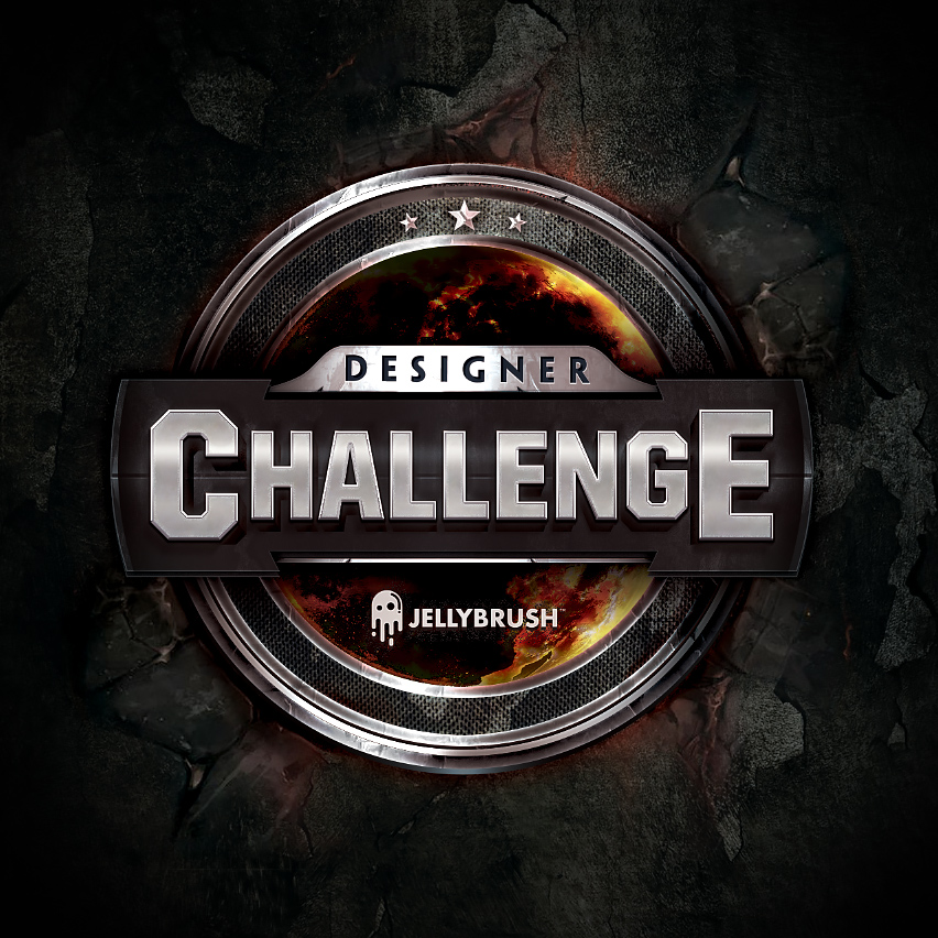 Designer Challenge Logo Design by lKaos on DeviantArt