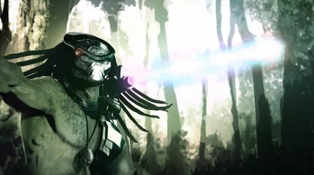 Predator-2014 by Bamoon