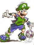 Striker Luigi