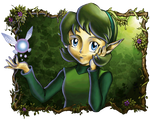 Saria - Forest Sage by Sarah888