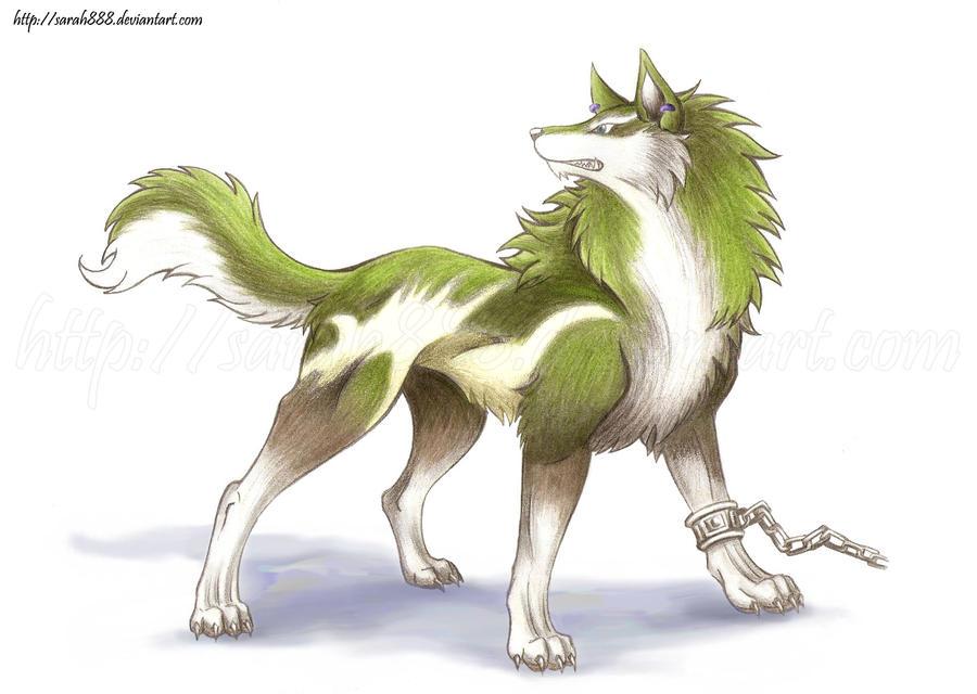 Girl Dog Named Dragon Insurance Commercial