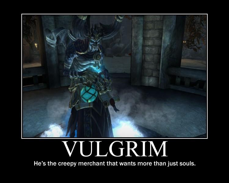 Vulgrim by POPCORN92