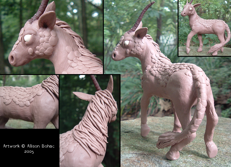 Kirin - WIP by eitherwise