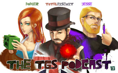 TGS Podcast wallpaper